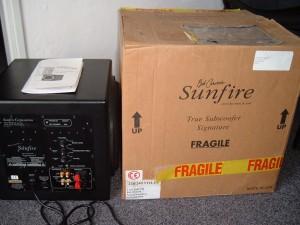 Sunfire True Subwoofer Signature 2