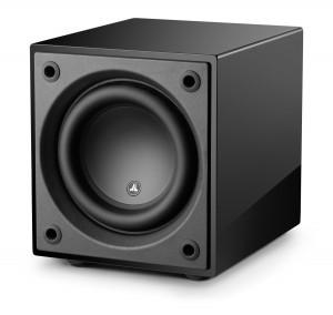 JL Audio Dominion d108 fronte angolato