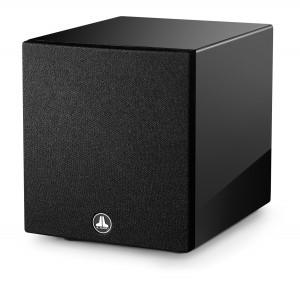 JL Audio Dominion d108 fronte angolato con retina