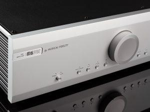 Musical Fidelity M6s PRE Silver