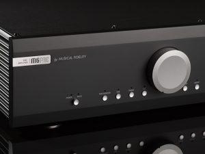 Musical Fidelity M6s black